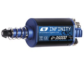 ASG Infinity CNC Machined 35000rpm Motor