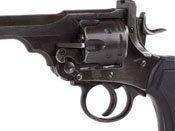 Webley & Scott Mark VI CO2 Pellet Revolver
