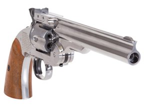 Bear River Schofield No. 3 CO2 Pellet Revolver Kit
