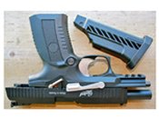 Baikal MP-655K Pellet and BB Pistol