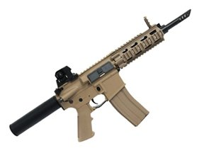 G&G GR16 CQW WASP Blowback AEG Airsoft Rifle - 450rd