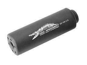 G&G SS-100 CW Black Sound Suppressor - 14mm
