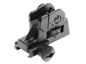 G&G Detachable Metalic Rear Sight