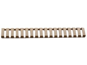 Metal/Plastic Ladder Rail Panel