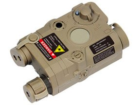 G&G Battery Box with Laser Pointer