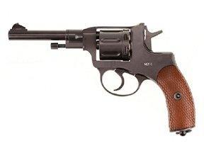 Gletcher NGT-R CO2 Pellet Revolver