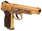 Gletcher Stechkin APS CO2 Blowback Steel BB Pistol