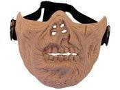 Zombie Skull Half Mask