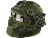 Full-Face Tactical Helmet
