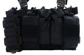 Load Bearing Magazine Chest Rig