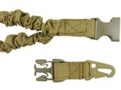 Single Point Quick-Release Bungee Sling