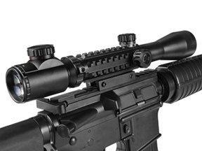 3-9x40 EG Illuminated Hunting Rifle Scope