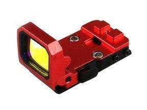Holographic Flip-Up Reflex Red Dot Sight