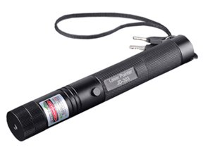 100mW Green Laser Pointer Pen