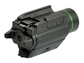 Tactical Laser LED 200 Lumen Pistol Flashlight
