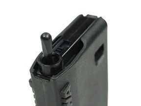 KWA MS120C Adjustable Gearbox Mid-Cap Airsoft Magazine - 3pc