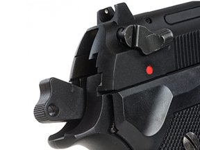 KWC 92FS CO2 Blowback Airsoft Pistol