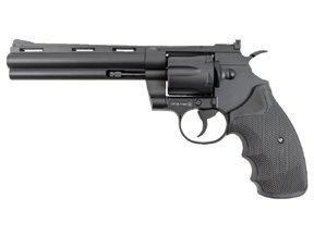 KWC 357 CO2 Steel BB Revolver