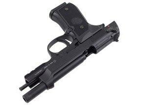 KWC 92FS Blowback Steel BB Gun