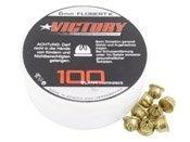 .22 Caliber Crimped Blanks - 100pc