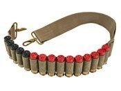 NcStar Shotgun Bandolier Sling with Shells Loop