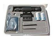 Ncstar - Pistol Lasermount-Flashlight Kit