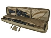 NcStar Deluxe MOLLE Rifle Case