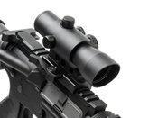 NcStar Mark III Tactical 4 Reticles Advanced Scope - Black