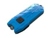 Nitecore TUBE 45 Lumen Waterproof Keychain Flashlight - Azure