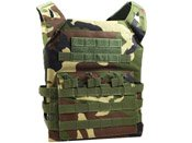 Cybergun Tactical Plate Carrier Vest