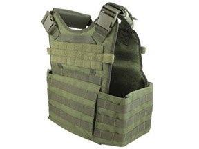 Raven X Nylon Modular Operator Plate Carrier Vest