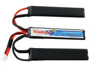 Tenergy 11.1V 1000mAh 3-Cell LiPo Airsoft Battery