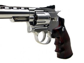 WG M701 Full Metal 4 Inch CO2 Steel BB Revolver
