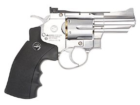WG Sport 708 Full Metal 2.5 Inch CO2 Airsoft Revolver
