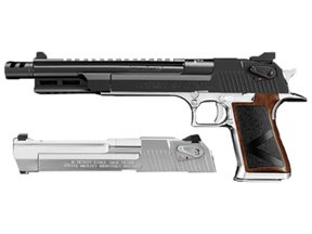 Tokyo Marui Resident Evil 2 RE:2 Lightning Hawk .50AE GBB Airsoft Pistol