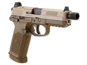 Tokyo Marui FNX-45 Tactical GBB Airsoft Pistol
