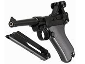 Umarex Luger P08 CO2 Blowback Steel BB Pistol