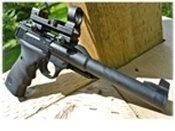 Umarex Browning Buck Mark URX .177 Break Barrel Pellet Pistol