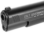 Colt Black Government 1911 A1 CO2 Airguns