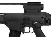 Heckler & Koch G36 KV AEG (EBB) Blowback - Black