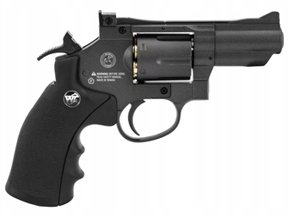 WG Sport 708 2.5 Inch CO2 Airsoft Revolver