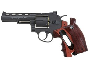 WG M701 4 Inch CO2 NBB Airsoft Revolver